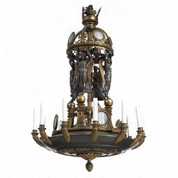 77e007fb1567 Фарфор, золоченная и патинированная бронза. Париж, 1895