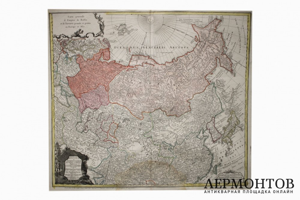 географическая карта из чая купить